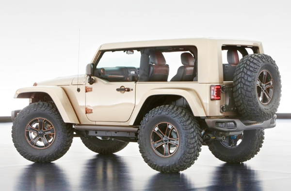 60 The 2020 Jeep Wrangler Redesign and Concept