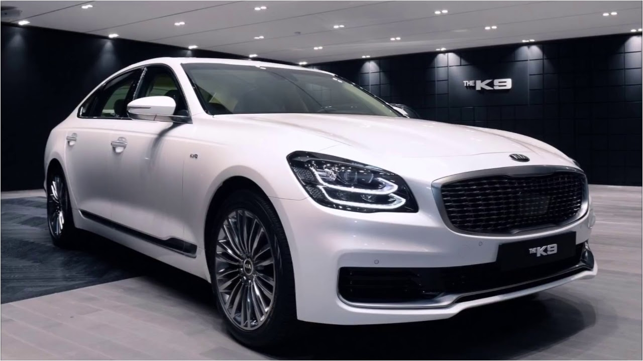 60 The 2020 Kia K900 Price
