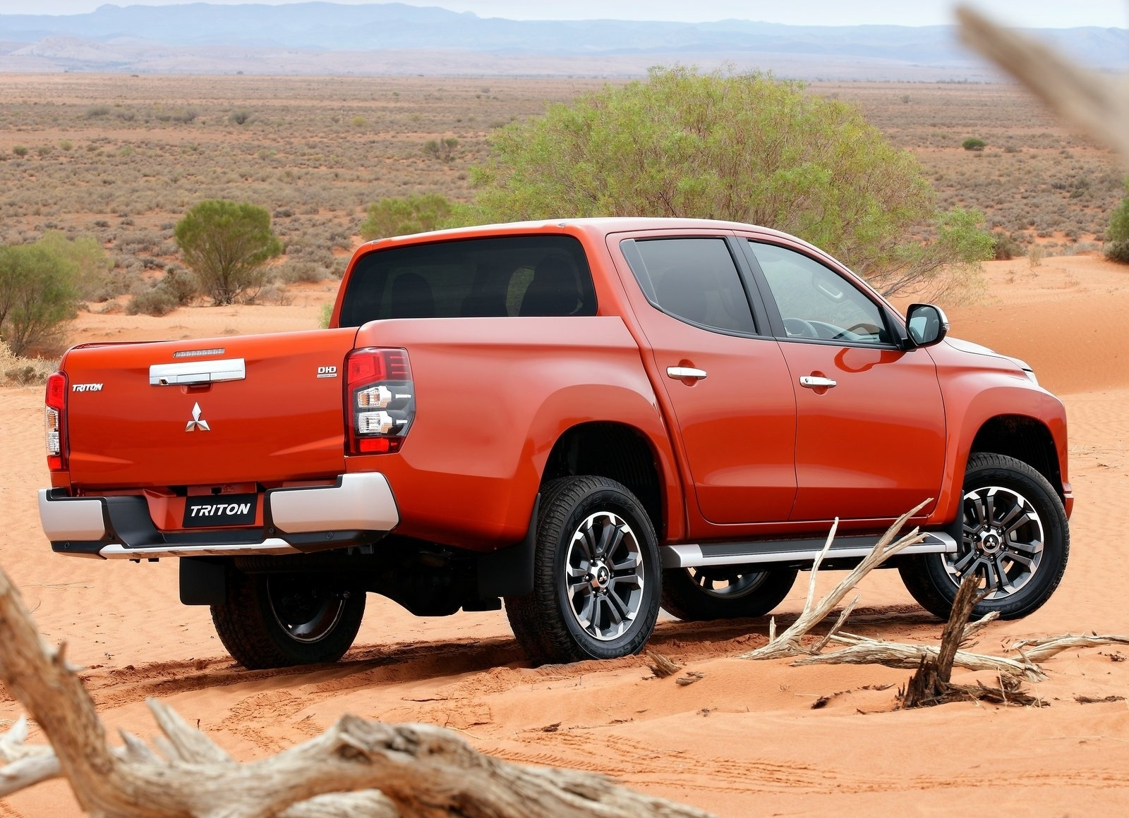 60 The 2020 Mitsubishi Triton Speed Test