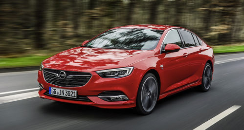 60 The 2020 Opel Insignia Configurations