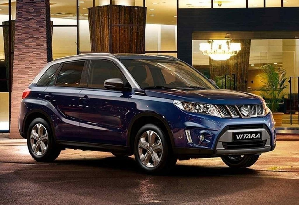 60 The 2020 Suzuki Grand Vitara Interior