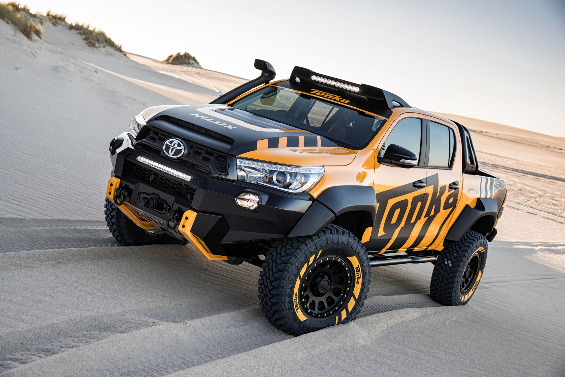 60 The 2020 Toyota Hilux Spy Shots Speed Test