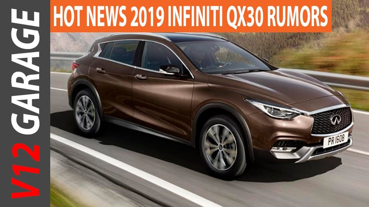 60 The Best 2019 Infiniti Q30 Price and Release date