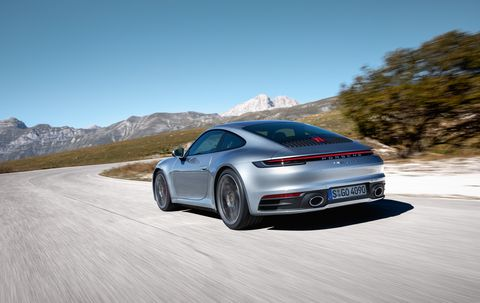 60 The Best 2020 Porsche 911 Carrera Engine