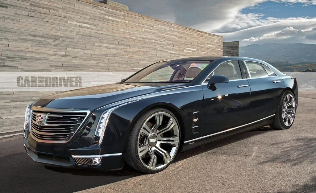 61 A 2019 Cadillac Deville Coupe Concept and Review