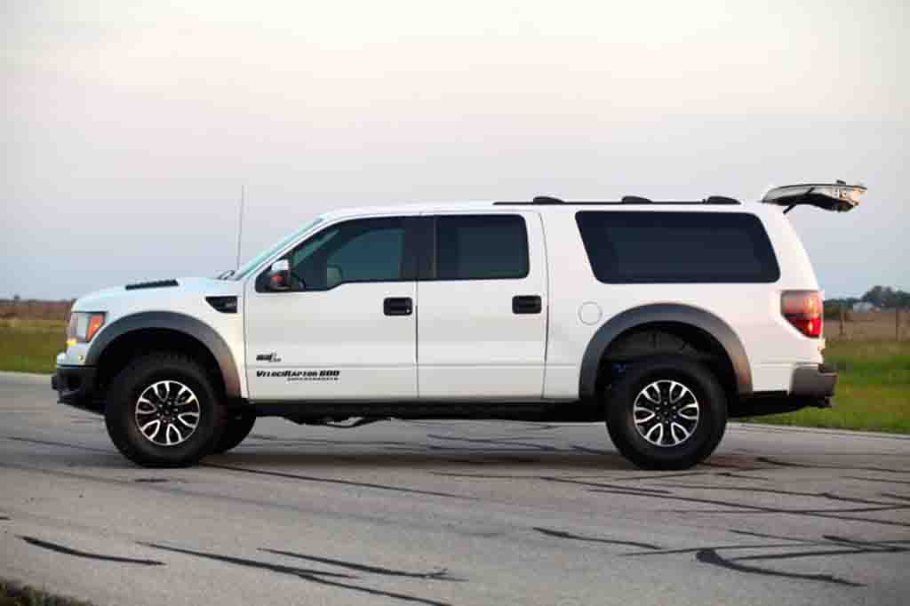 61 A 2019 Ford Excursion Diesel Model