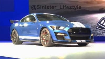 61 A 2019 Ford Mustang Shelby Gt500 Pricing