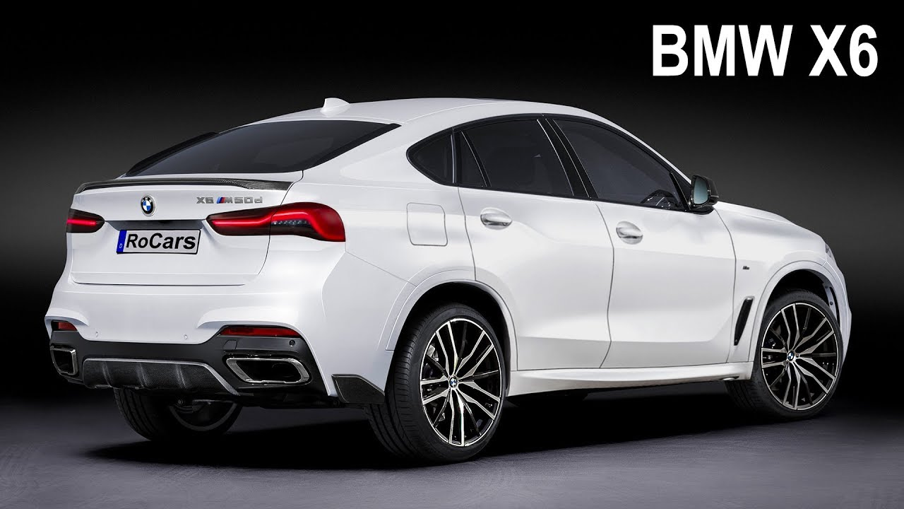 61 A 2020 BMW X6 Redesign and Review