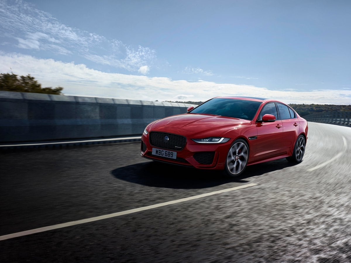 61 A 2020 Jaguar XE Specs and Review