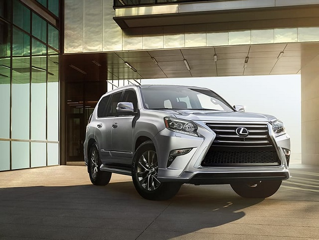 61 A 2020 Lexus Gx Ratings