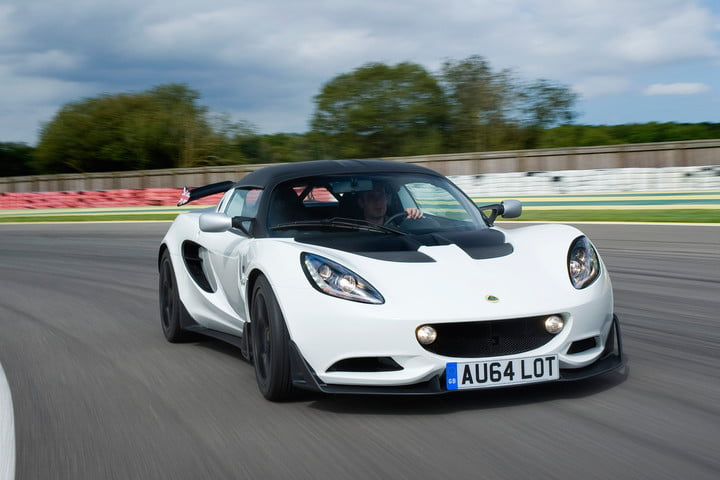 61 A 2020 Lotus Elises Exterior and Interior