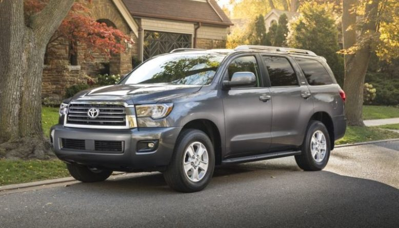 61 A 2020 Toyota Sequoia Redesign