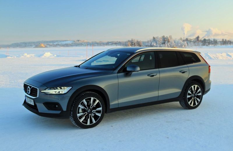 61 All New 2019 Volvo V60 Cross Country Performance