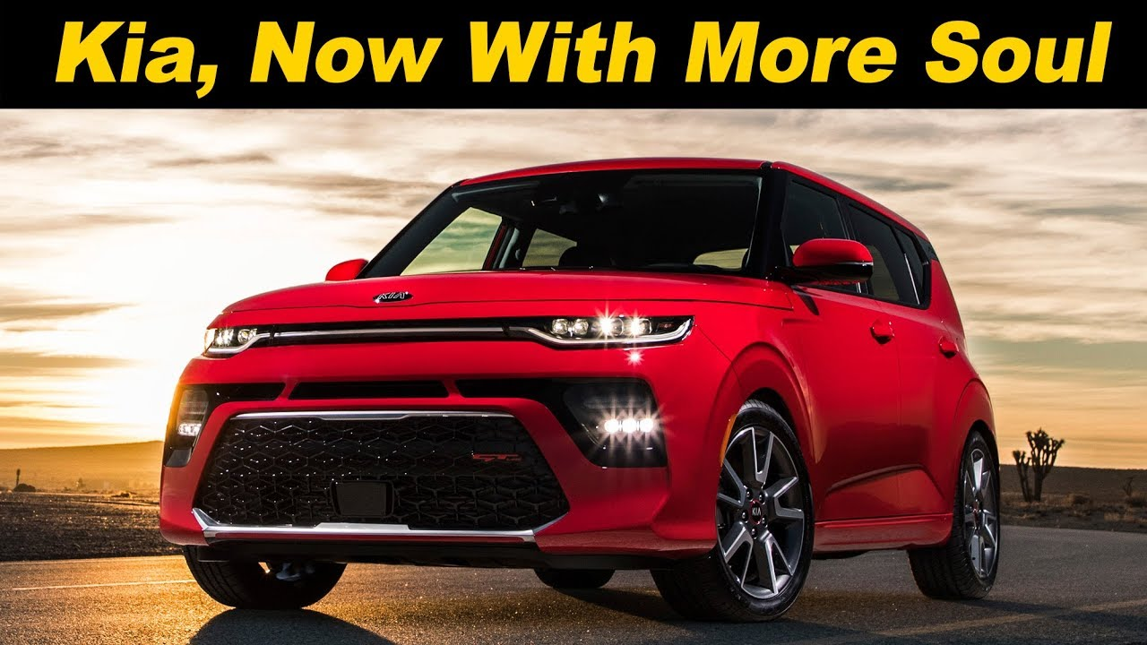 61 All New 2020 All Kia Soul Awd Interior