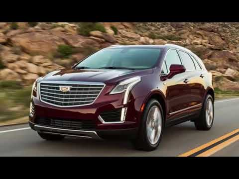 61 All New 2020 Cadillac XT5 Redesign and Review