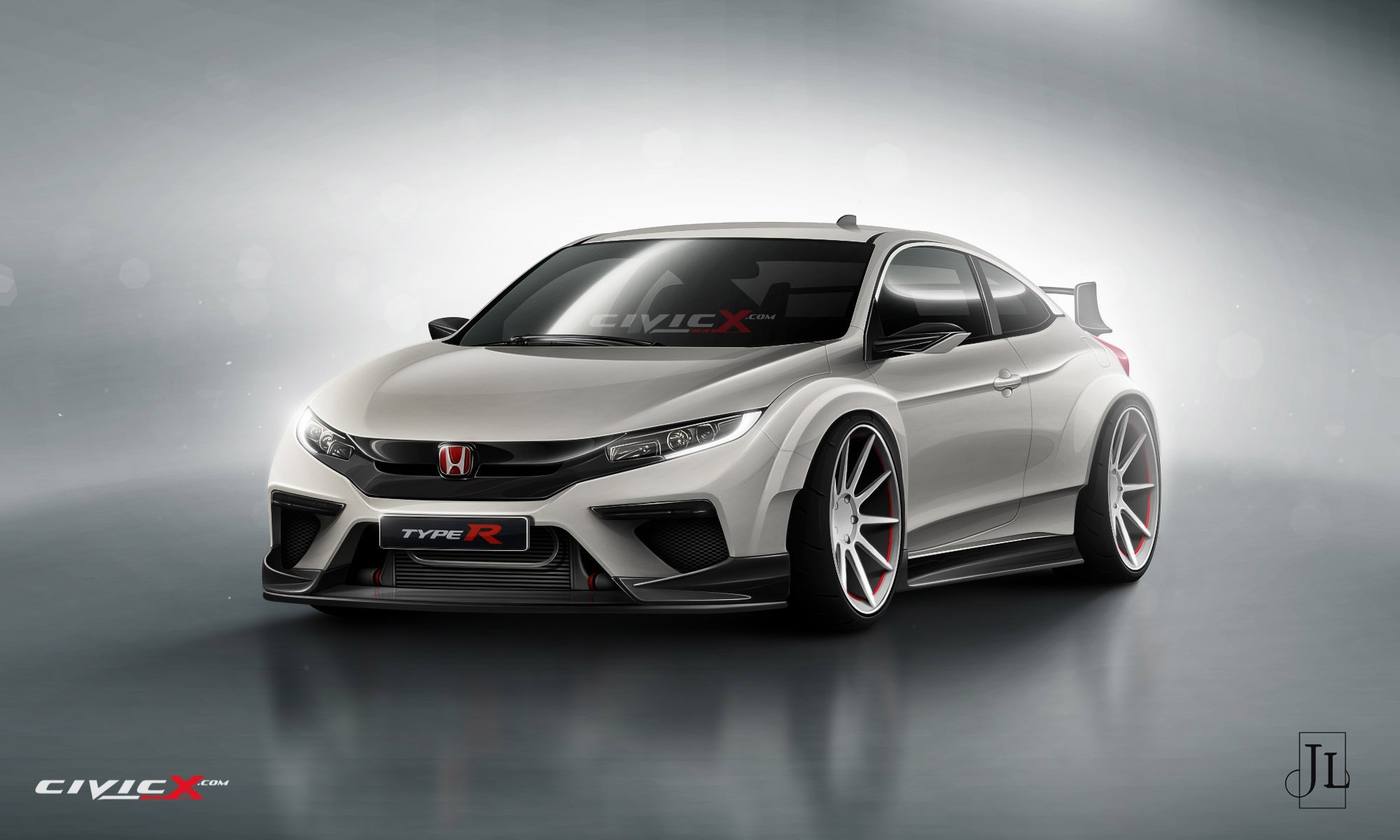 61 All New 2020 Honda Prelude Type R Exterior