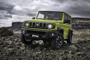 61 All New 2020 Suzuki Jimny Model Performance