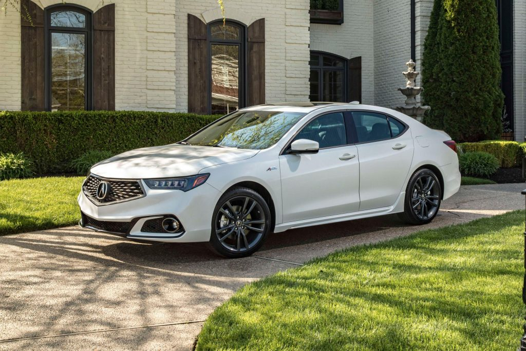 61 Best 2019 Acura Tl Research New