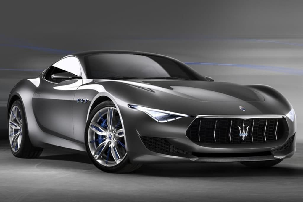 61 Best 2020 Maserati Alfieris Redesign