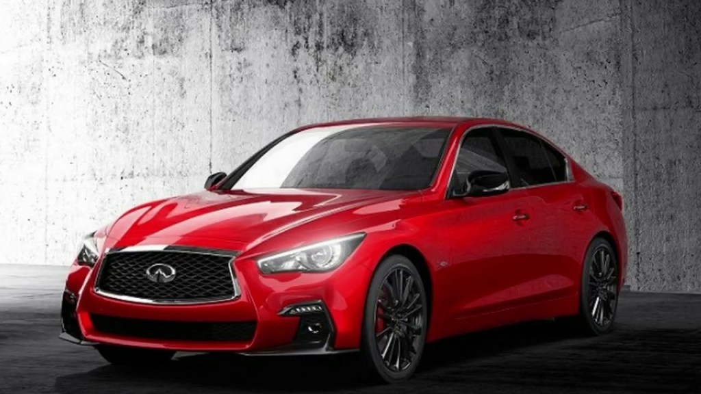 61 New 2019 Infiniti Q50 Coupe Eau Rouge Redesign