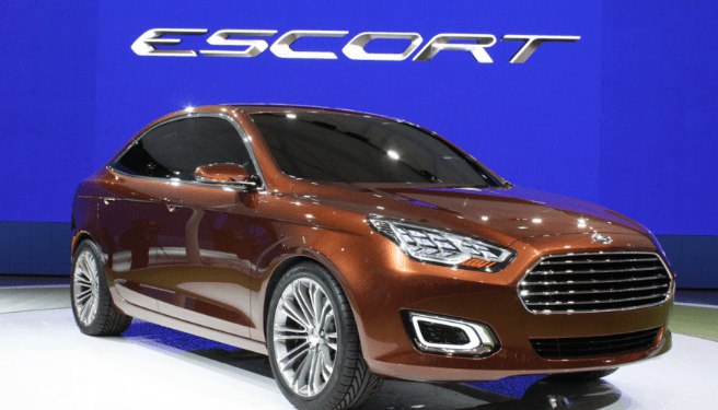 61 New 2020 Ford Escort Review
