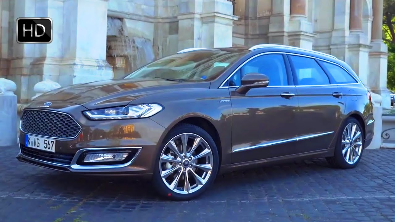 61 New 2020 Ford Mondeo Vignale Review and Release date
