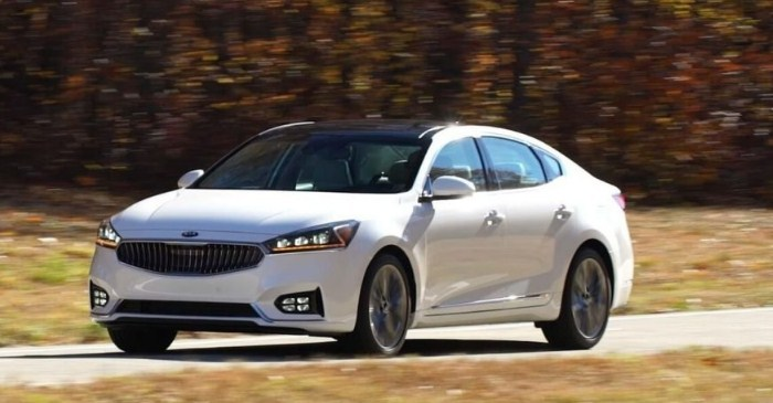 61 New 2020 Kia Cadenza Overview