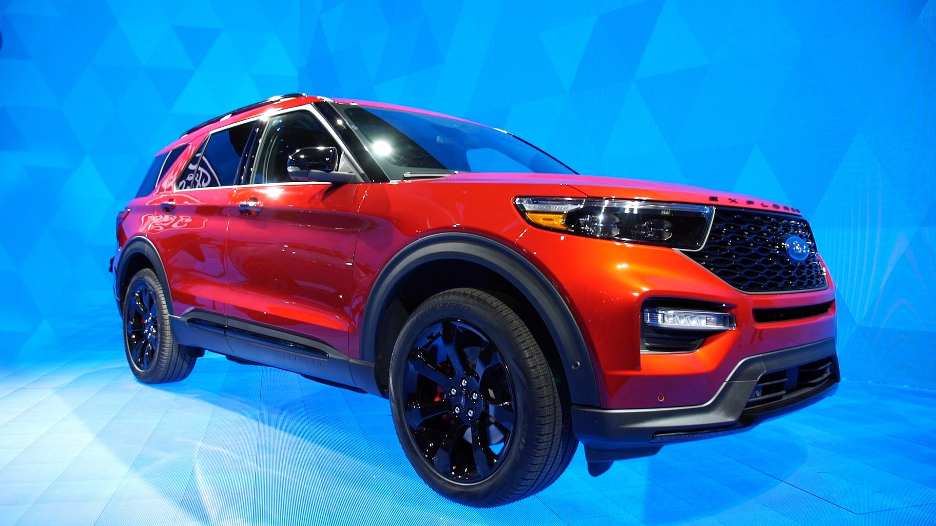 61 New 2020 The Ford Explorer History