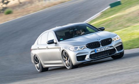 61 The 2019 BMW M5 Xdrive Awd Style
