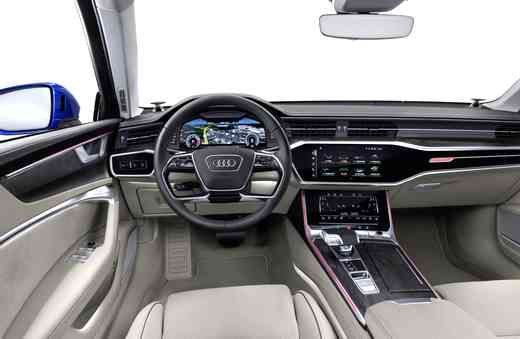 61 The 2020 Audi A6 Ratings