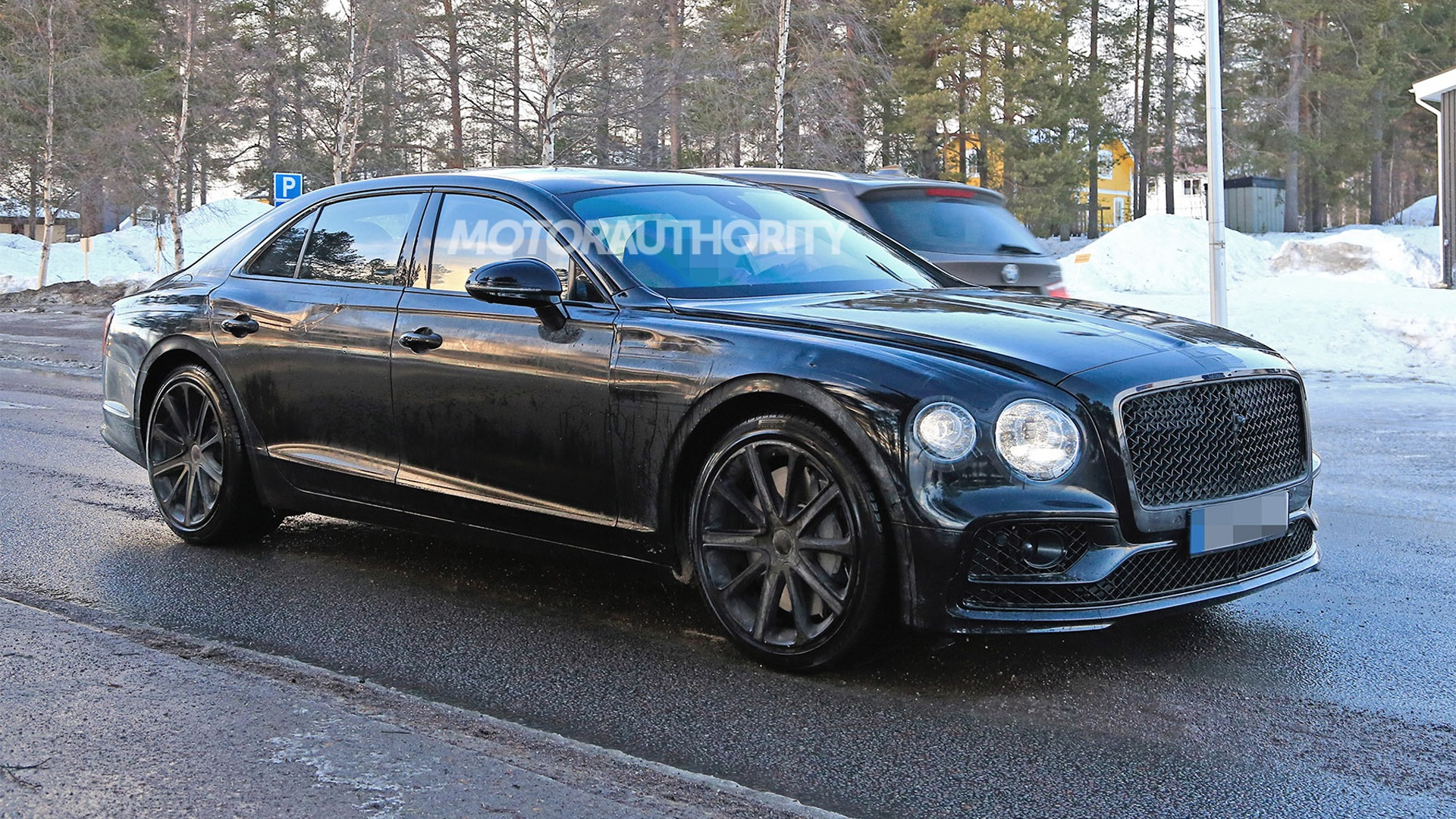 61 The 2020 Bentley Muslane Photos