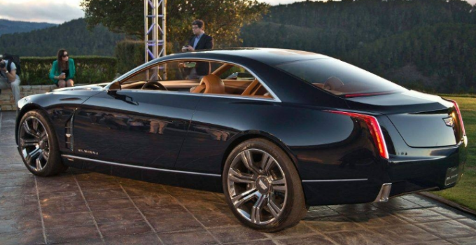 61 The 2020 Cadillac Deville Coupe Release Date