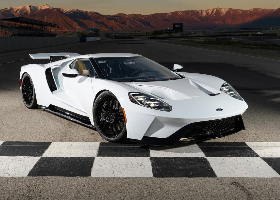 61 The 2020 Ford GT40 New Review