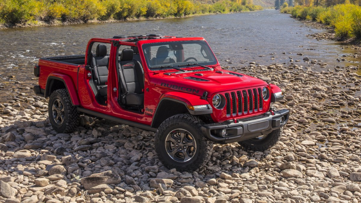 61 The 2020 Jeep Gladiator Release Date