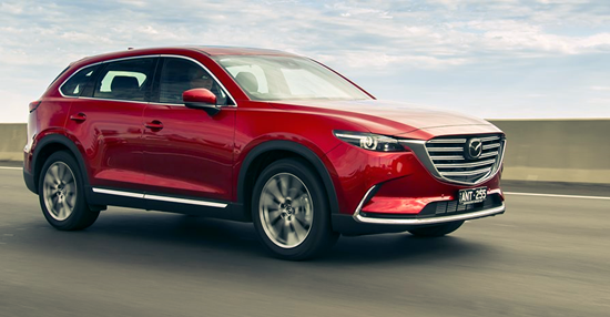 61 The 2020 Mazda CX 9 Overview