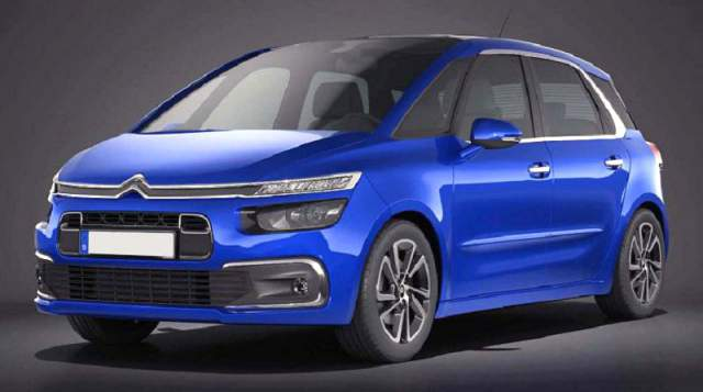 61 The Best 2019 New Citroen C4 Style
