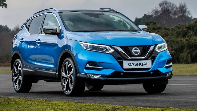 61 The Best 2019 Nissan Qashqai Exterior
