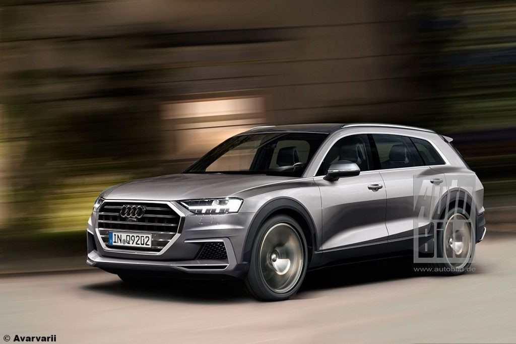 61 The Best 2020 Audi Allroad New Model and Performance