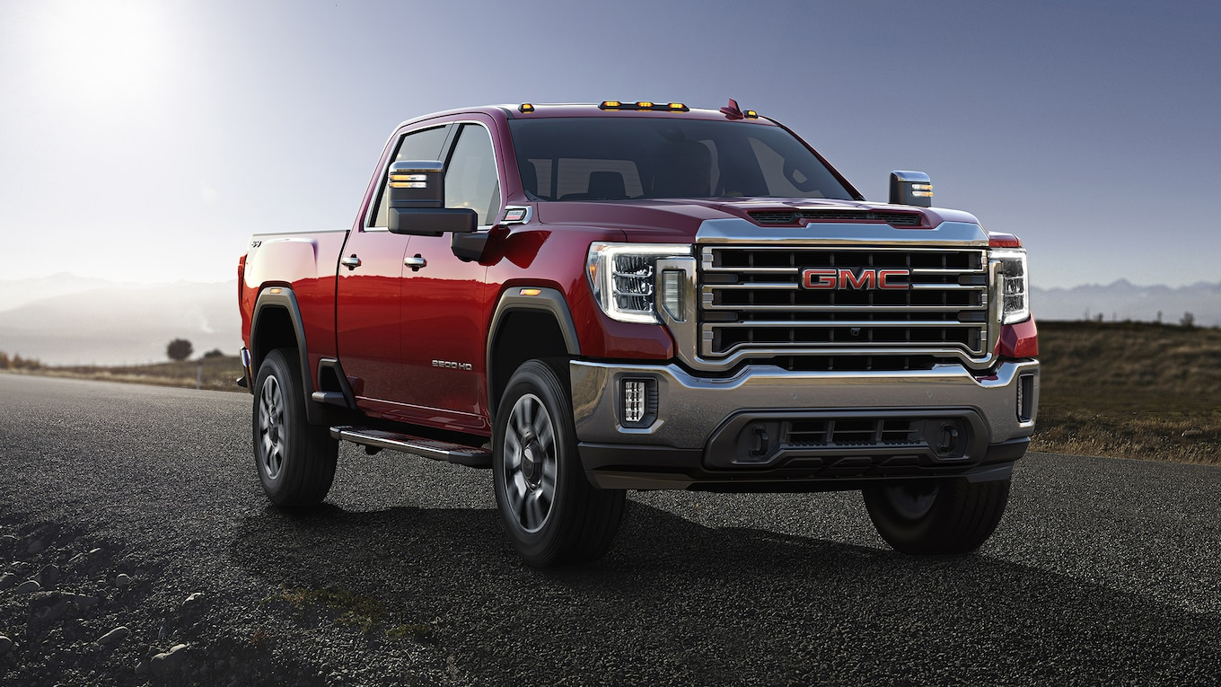 61 The Best 2020 GMC Sierra Hd Exterior and Interior