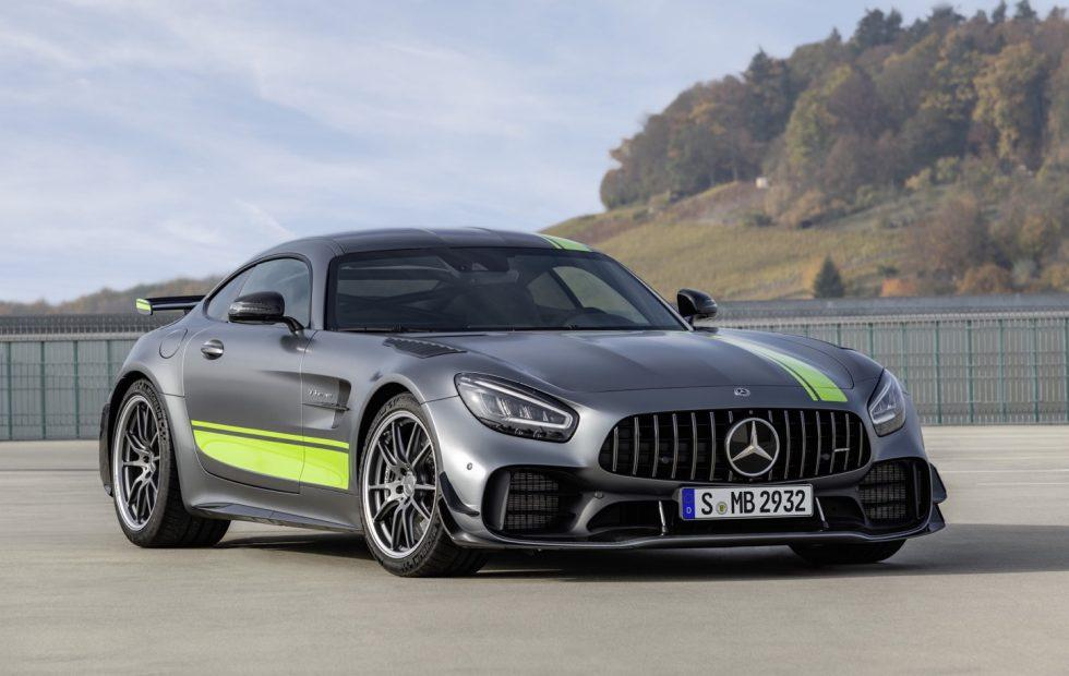 61 The Best 2020 Mercedes AMG GT Exterior and Interior