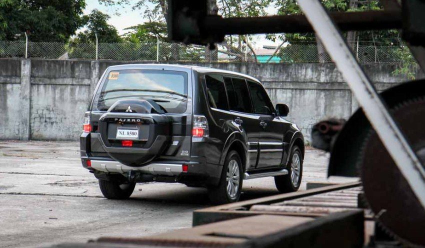 61 The Best 2020 Mitsubishi Pajero Spy Shoot