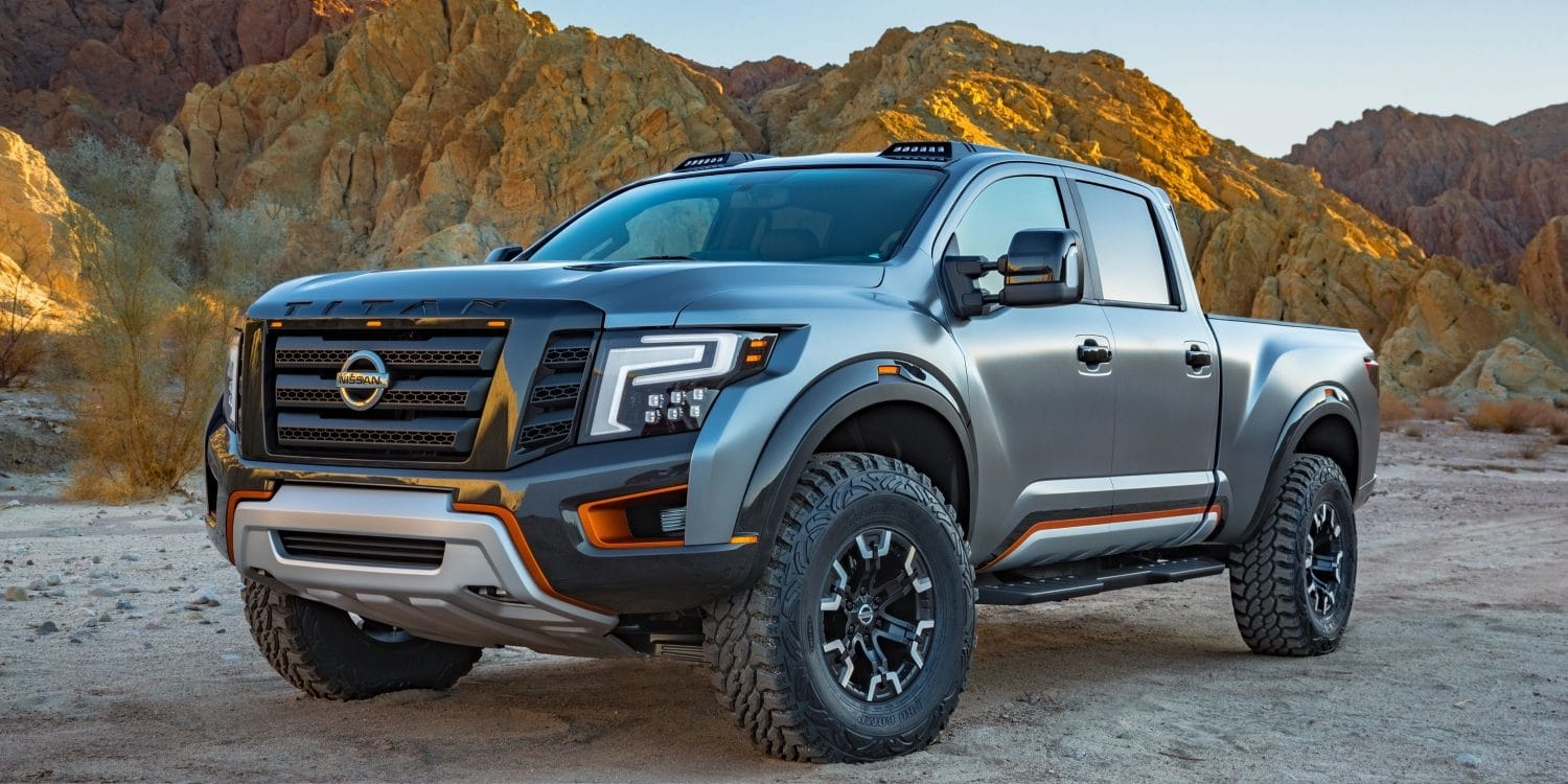 61 The Best 2020 Nissan Titan Diesel Redesign