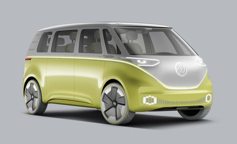 61 The Best 2020 VW Bulli Research New