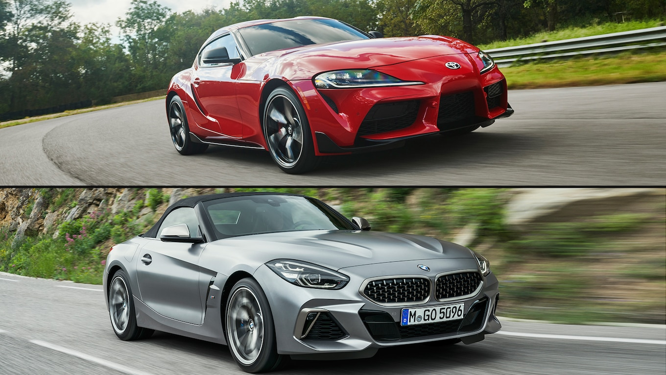 62 A 2020 BMW Z4 Pictures