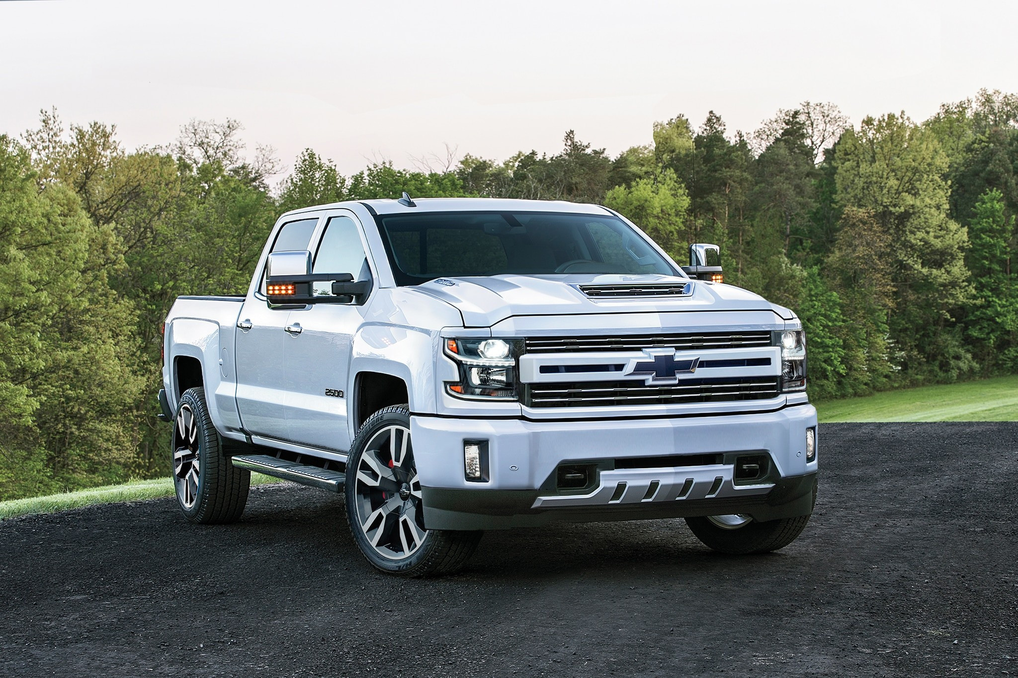 62 A 2020 Chevy Duramax Picture