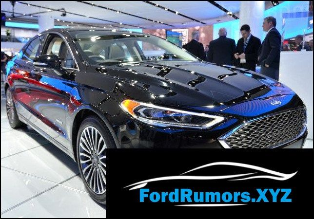 62 A 2020 Ford Fusion New Model and Performance
