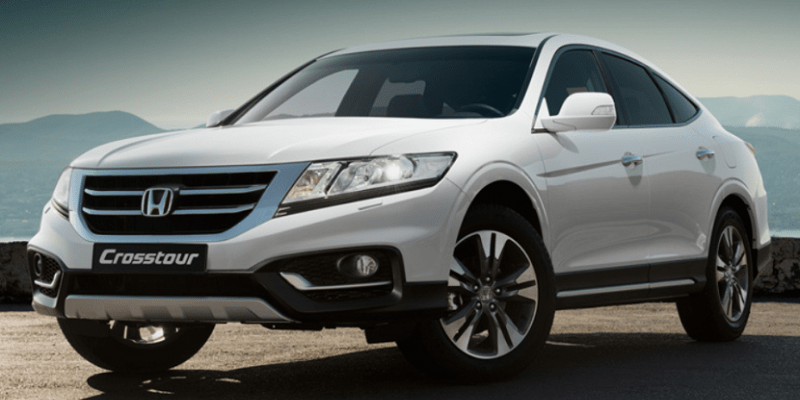 62 A 2020 Honda Crosstour Performance