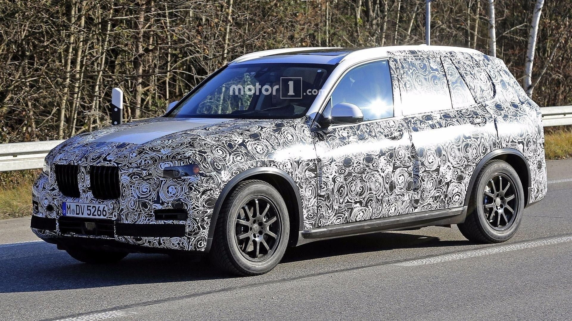 62 A 2020 Next Gen BMW X5 Suv Model