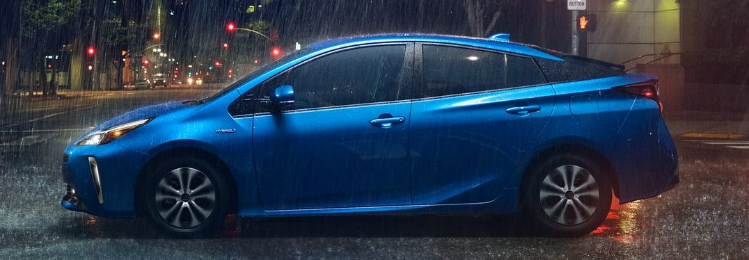 62 All New 2019 Toyota Prius Pictures Release Date