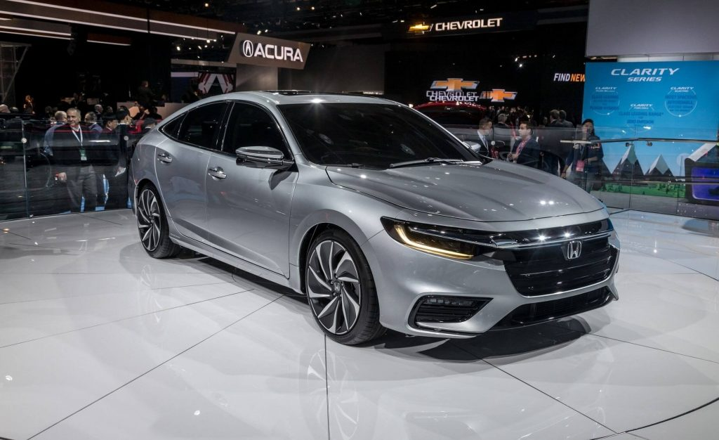 62 All New 2020 Honda Civic Hybrid Concept and Review
